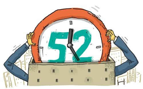 인력 안 뽑고 비용 줄이기…중소기업 근로자 '52시간 몸살'