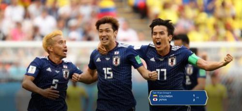 한국은 울었는데… 일본은 대어 잡았다