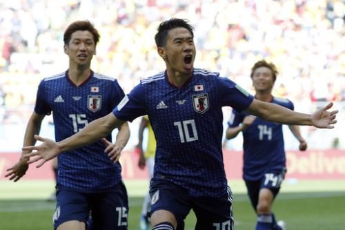 4년 전 굴욕 지운 투지 … 일본은 달랐다