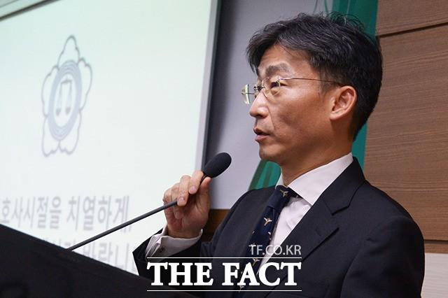 국민의사 이국종 교수 '중증외상치료에 대한 열망'