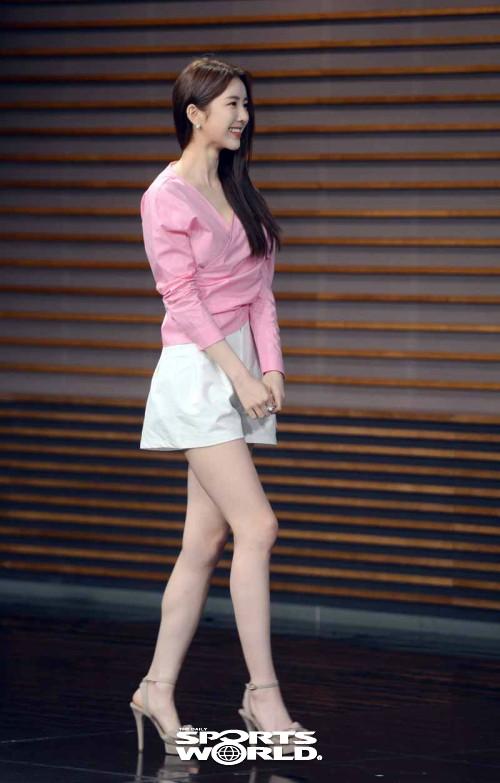 김예린,'아름다운 입장'