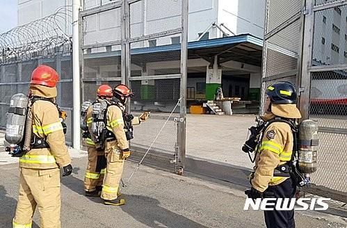 """울산 가스냄새, 정체불명 악취 '신고' 잇따라… 소방본부 """"조사중"""""""