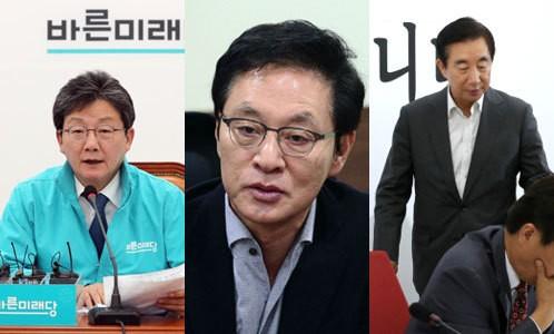 """""""박근혜 靑, 이재오·유승민·정두언·김세연·김성태 공천 안 된다"""""""