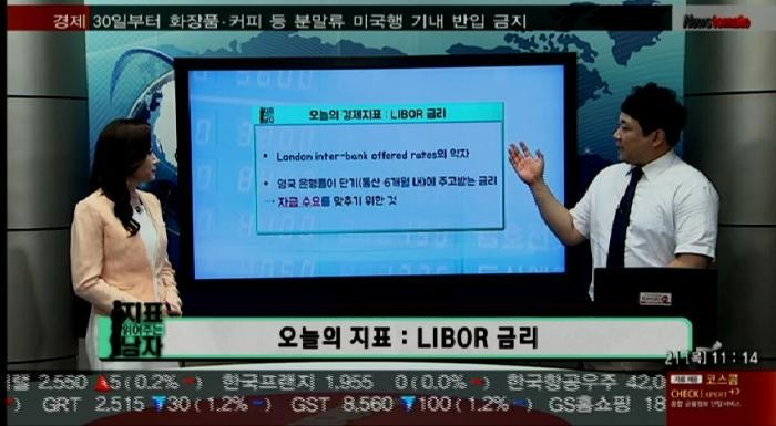 (지표 읽어주는 남자)LIBOR 금리