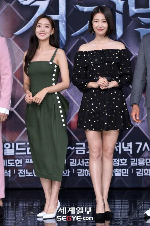 오승아-서해원 '여신들의 매력 대결'