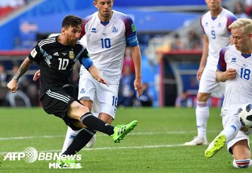 BBC, 아르헨티나 1-0 승리 예상