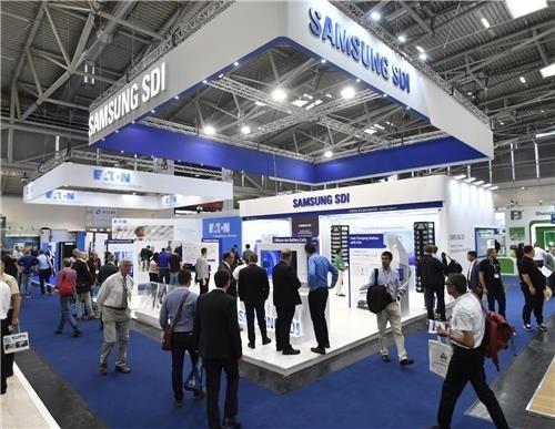 삼성SDI, 고효율 가정용 에너지저장장치 모듈 신제품 공개