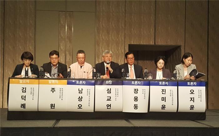 """하반기 부동산 하락지속 전망…""""문정부 이번엔 끝장 볼 것"""""""