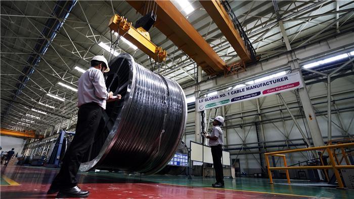 LS전선, 인도서 440억원 규모 초고압 케이블 시스템 수주