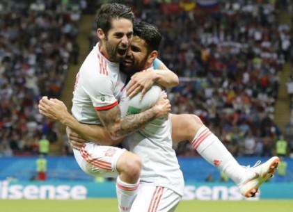 스페인 이란