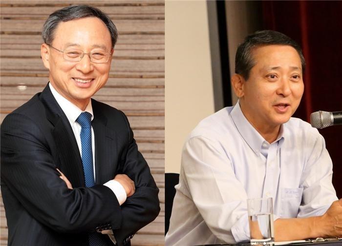 황창규·권영수, MWC 상하이행