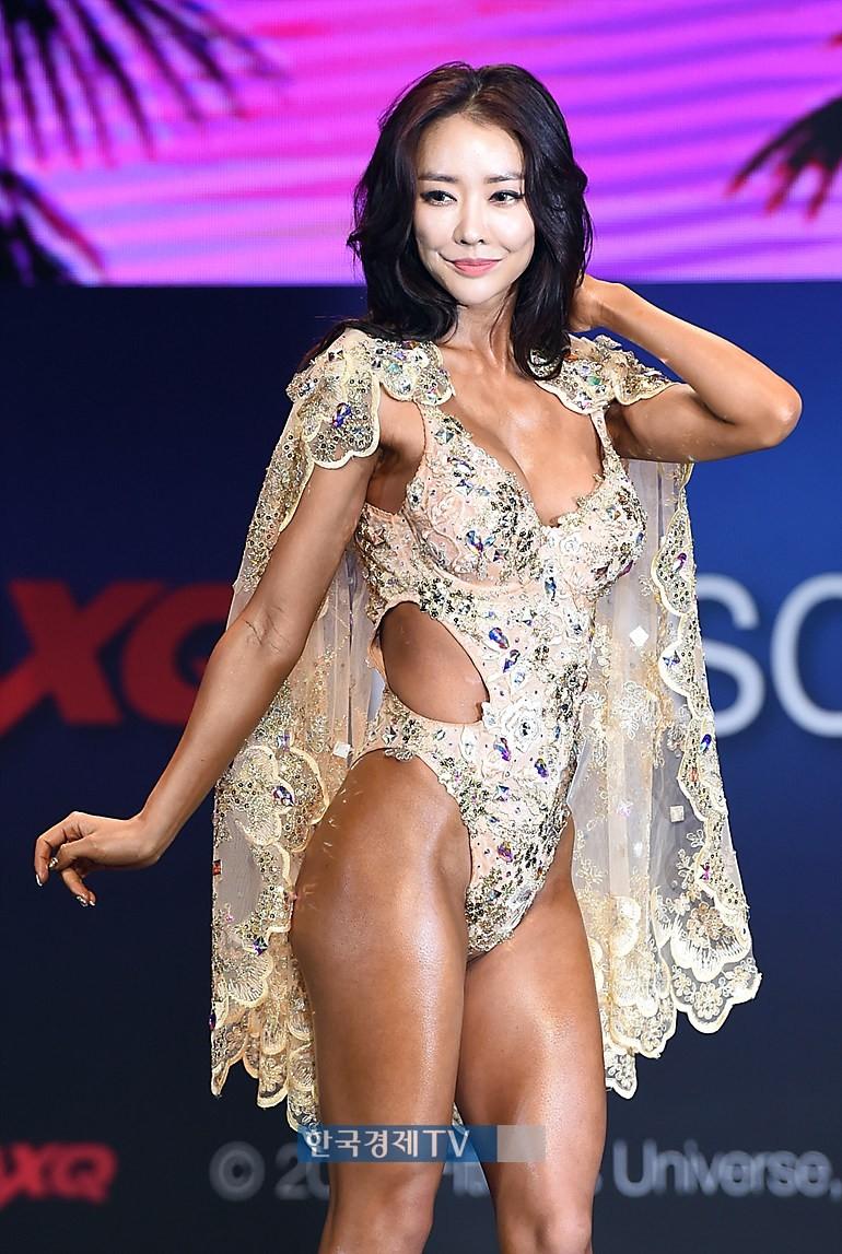 머슬마니아 홍다현, 예쁨주의보