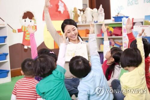 복지부 어린이집 보조교사 추가 지원…보육교사 휴게시간 보장