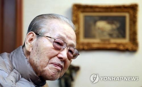 JP 김종필 별세, 김대중 김영삼과 함께 한 '3김시대'