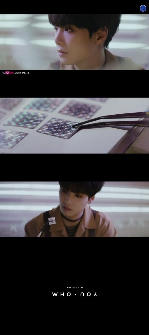 뉴이스트 W, 'Dejavu' 4人4色 개인티저 공개 완료…마지막 주자 JR