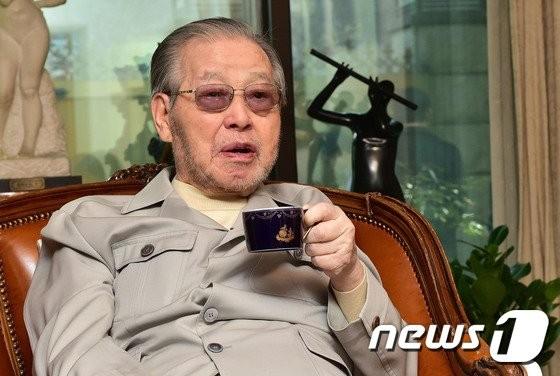 김종필 장례위 구성… 위원장에 '이한동·강창희'