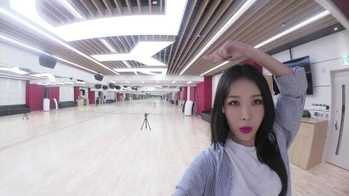 """""""감격스럽다""""…유빈, '숙녀' 안무 영상 속 JYP 신사옥 연습실 공개"""