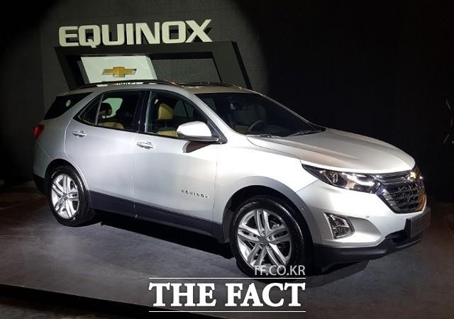 '이쿼녹스' 첨단기술과 SUV 본질의 경계에 선 '뉴 페이스'