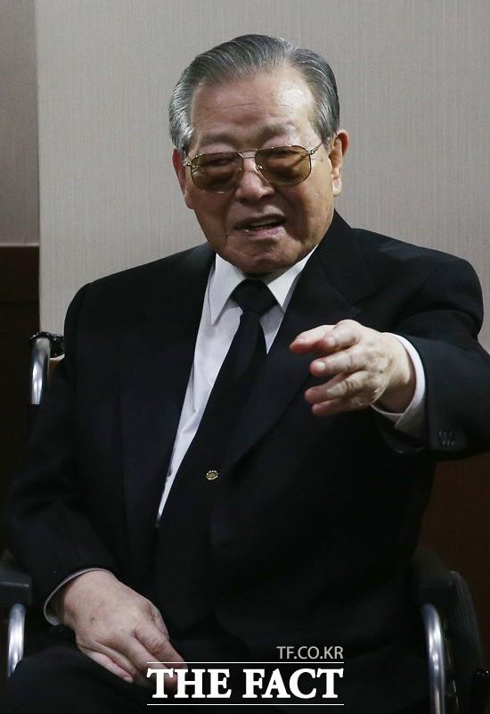 '별세' 김종필, 현충원 묻히기 거부…알고 보니