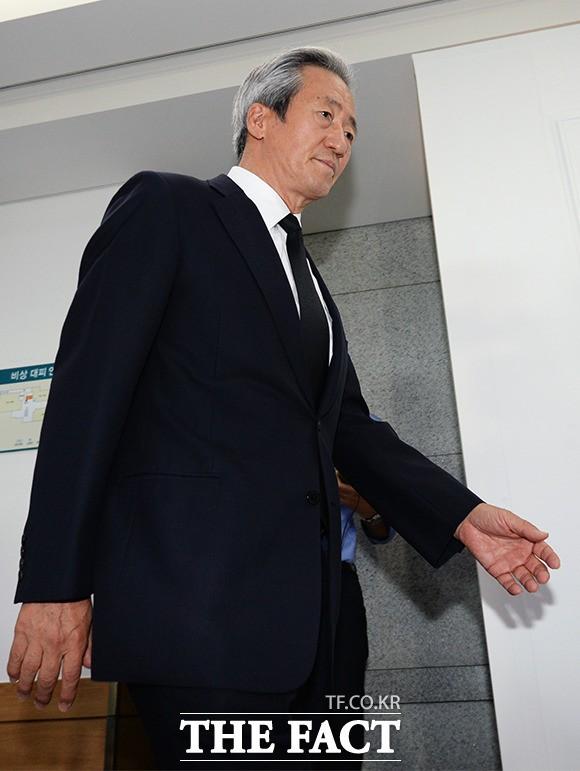 김종필 전 국무총리 빈소 찾은, 정몽준