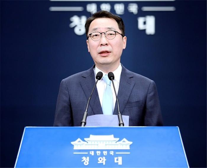 """청와대, 김종필 전 총리에 """"고인의 손때와 족적은 쉬 지워지지 않을 것"""""""
