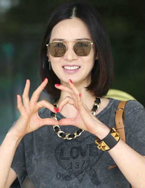 이소라, '해피투게더3' 원조 ♥ 그리며 활짝