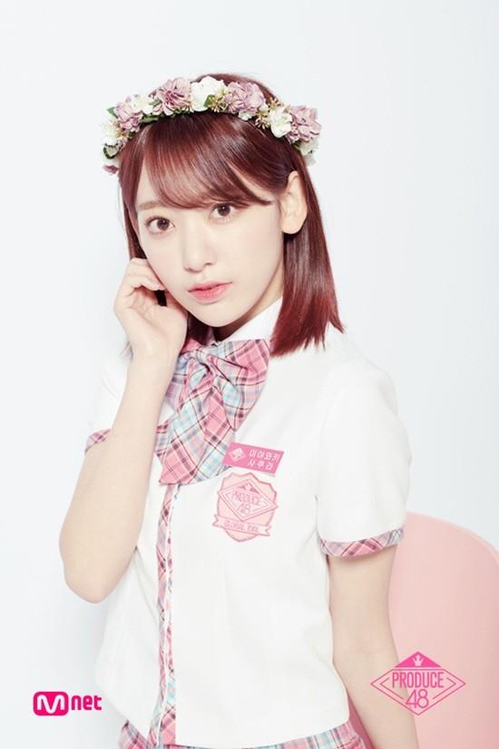 '프로듀스 48' 2회 시청률 1.9%…미야와키 사쿠라 효과?