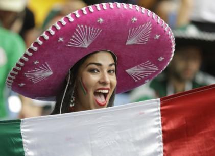[대한민국-멕시코] 멕시코 월드컵 여신