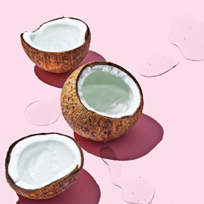 코코넛 워터 마시면 예뻐진다