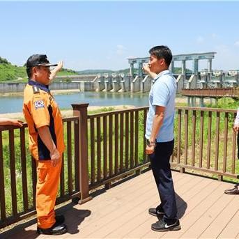 임진강 상류 북한지역 기상상황 긴급전파 체계 구축