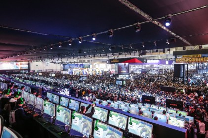 국제게임전시회 지스타 2018