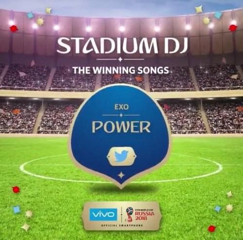 '글로벌 PICK' 엑소, 월드컵 결승전에 울려 퍼진 '파워'