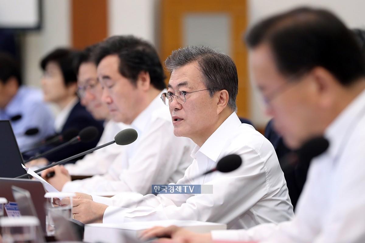 문재인 대통령, 계엄령 관련 문서와 보고 '즉시 제출' 지시 (종합)