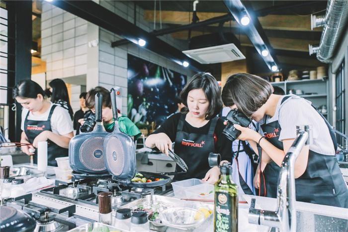 해피콜, '쿡 & 행복 싱크로 클래스' 개최