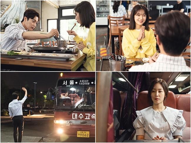'식샤를 합시다3: 비긴즈' 윤두준X백진희, 십여 년 만에 함께 먹는 한 끼 현장 공개