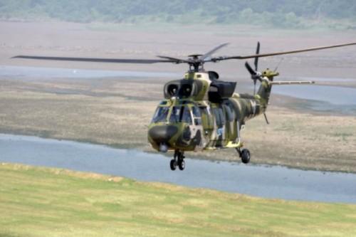 포항서 해병대 수리온헬기 추락 5명 사망· 1명 부상, 정비후 시험비행 도중