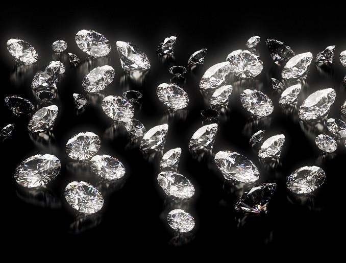 땅 밑에 알려지지 않은 1천조톤의 다이아몬드 있어