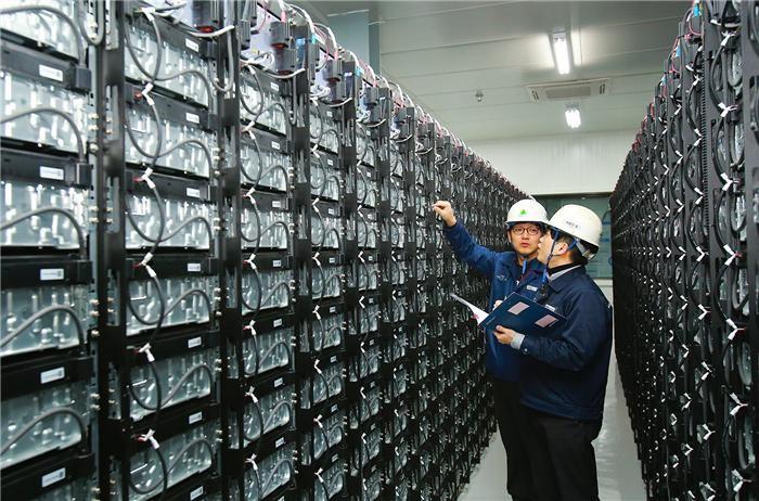 재생에너지 확산 분위기에 ESS시장 20배 '껑충'