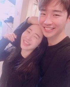 """'손흥민 언급' 유소영 """"내 남친은 고윤성, 그만 좀 괴롭히길"""""""