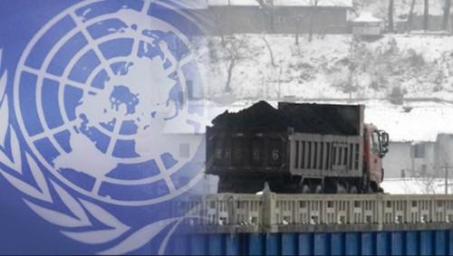 유엔 제재품목 북한산 석탄, 한국으로 실어 나른 선박 주인은 사실상 중국