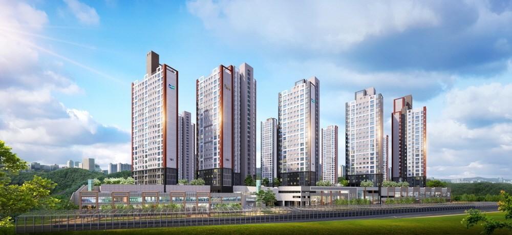 장점 많은 '판상형 구조' 아파트 청약시장서 강세