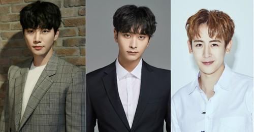 """'데뷔 11년차' 2PM 이준호·황찬성·닉쿤 """"언제나 전성기"""""""