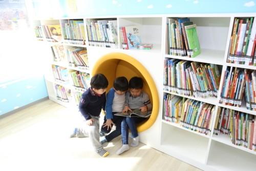 국민은행 '꿈·희망 있는 작은도서관' 사업 성과