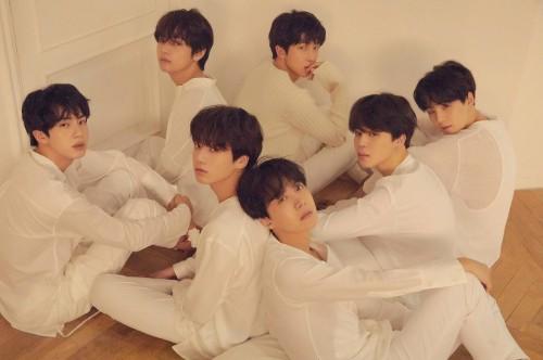 BTS, 아이돌차트 10주간 9번 1위…트와이스 3위로 급상승