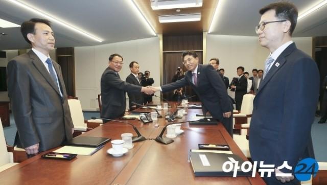 남북, 20일 동해선·24일 경의선 철도 연결구간 공동점검