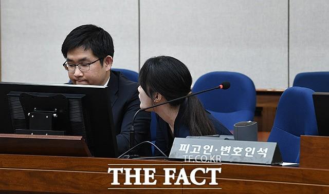 '피고인 없는 선고 공판'…박근혜 전 대통령 징역 8년 추가
