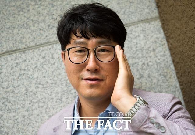 문종화, 의료기기 CEO서 '수줍은 송강호' 변신