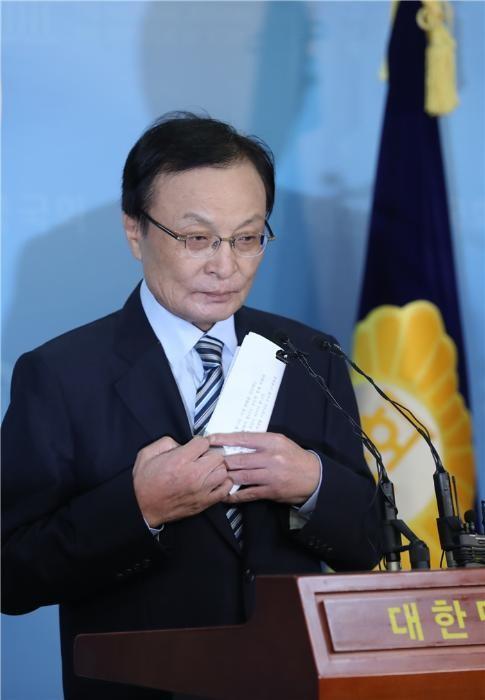 """이해찬 """"강력한 리더십으로 2020총선 승리…재집권 무한 책임"""""""
