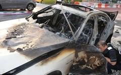 리콜 앞둔 BMW 520d 2대 또 화재... 엔진 과열 가능성도