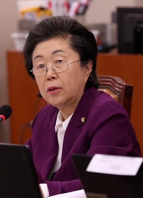 """이은재 """"법무부, '민변 출신' 위한 인력소개소로 변질되고 있어"""""""